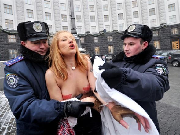 Милиция секси