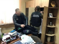 Кировоград нач-к врачебной комиссии взятка 1