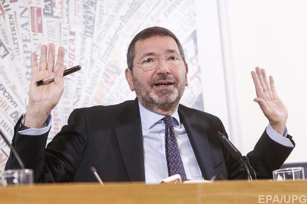 мэр Рима Игнасио Марино