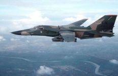 самолет истребитель General Dynamics F-111